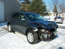 Salvage Mazda CX-9