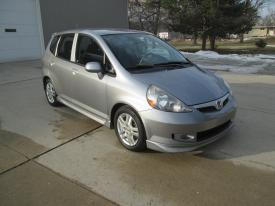 Salvage Honda Fit