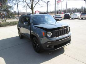 Salvage Jeep Renegade
